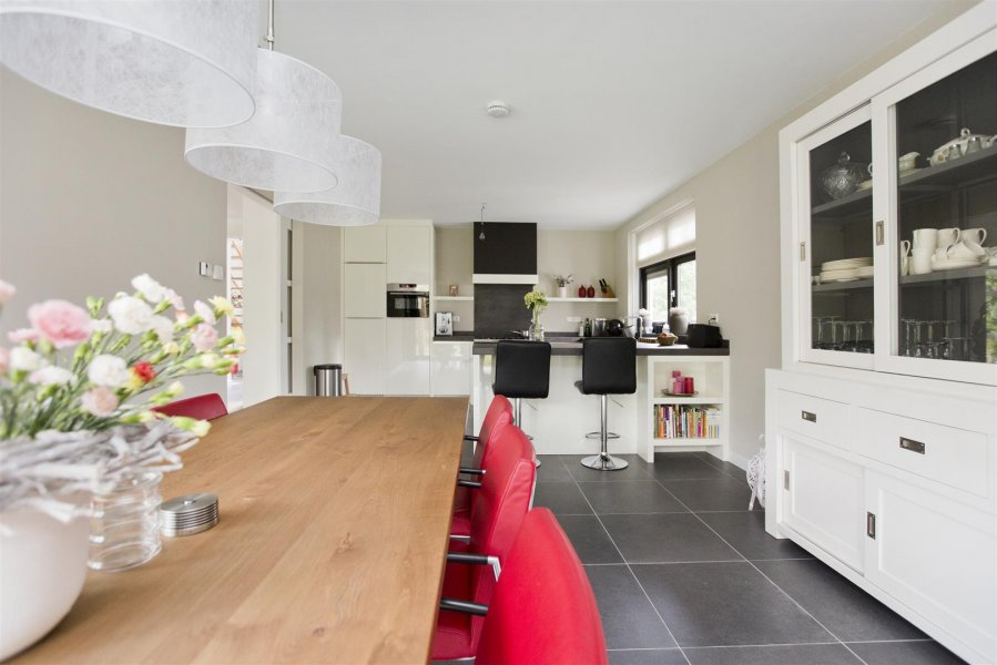 Interieur styling villa Putten